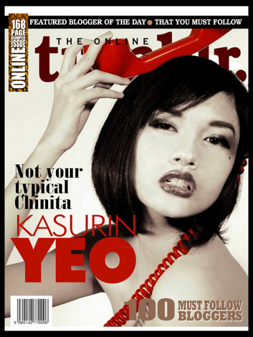 #029 Tumblr Magazine Layout Vol.1 Issue No: 2 Cover: K.YEO - aka. Pusakal / katingisip one of the girls that i really admire not just because of her cute-chinita face but also her unbelievable-artistic talent. —->I really love her shots! Follow her links: http://likarius.deviantart.com/ http://www.spraygraphic.com/kaayeo http://www.formspring.me/yeokaa http://twitter.com/#!/yeokaa http://www.facebook.com/yeokaa http://katingisip.tumblr.com/