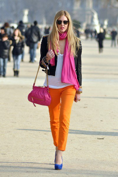 Color Block <3