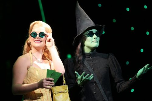 Jemma Rix… BEST ELPHABA EVER.