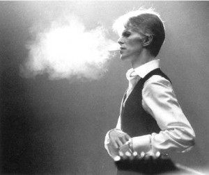 The Talented Mr. Bowie!