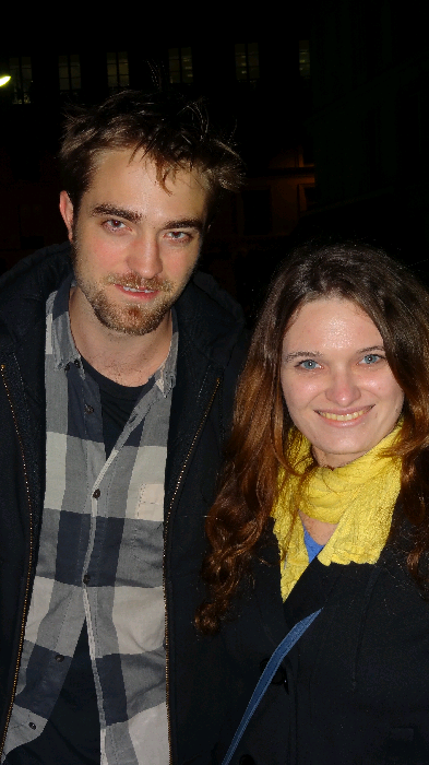 Rob with @LoveInTuscany in Paris