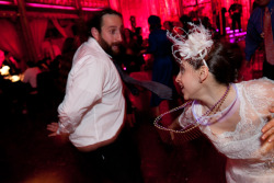 Shuli and David Get Married [PART 2 of 2]: They are both rabbis and got married at Angel Orensanz Foundation  which is an amazing venue located among the tenement buildings of the East Village/Lower East Side — a converted synagogue.  MUSIC by (Rabbi) Greg Wall…check out this article about him in the NY Times CATERER: Main EventFLORIST: Mimulo