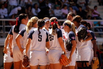 The USA Softball team is competing in the Pan-American games going right now as well.