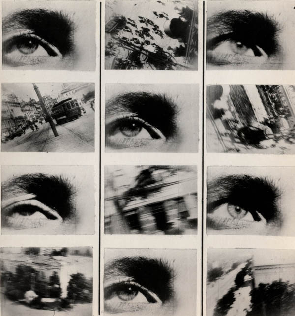 'Man With The Movie Camera' by Dziga Vertov '1929