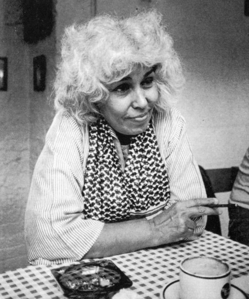"afrikanwomen:  Nawal El Saadawi is an Egyptian feminist writer, activist, physician and psychiatrist. She has written many books on the subject of women in Islam, paying particular attention to the practice of female genital mutilation in her society. In 1972 she published Al-Mar'a wa Al-Jins (Woman and Sex), confronting and contextualising various aggressions perpetrated against women's bodies, including female circumcision, which became a foundational text of second-wave feminism. As a consequence of the book as well as her political activities, Saadawi was dismissed from her position at the Ministry of Health.  From 1979 to 1980 she was the United Nations Advisor for the Women's Programme in Africa and the Middle East. Long viewed as controversial and dangerous by the Egyptian government, Saadawi was imprisoned in September 1981, along with many other objectors to the Jerusalem Peace Treaty, by President Anwar al-Sadat. She was released later that year, one month after his assassination. Of her experience she wrote: ""Danger has been a part of my life ever since I picked up a pen and wrote. Nothing is more perilous than truth in a world that lies."" In 1988, when her life was threatened by Islamists and political persecution, Saadawi was forced to flee Egypt. She accepted an offer to teach at Duke University's Asian and African Languages Department. In 1996, she moved back to Egypt. She has continued her activism and considered running in the 2005 Egyptian presidential election, before stepping out due to stringent requirements for first-time candidates. She was among the protesters in Tahrir Square in 2011. She has called for the abolition of religious instruction in the Egyptian schools."