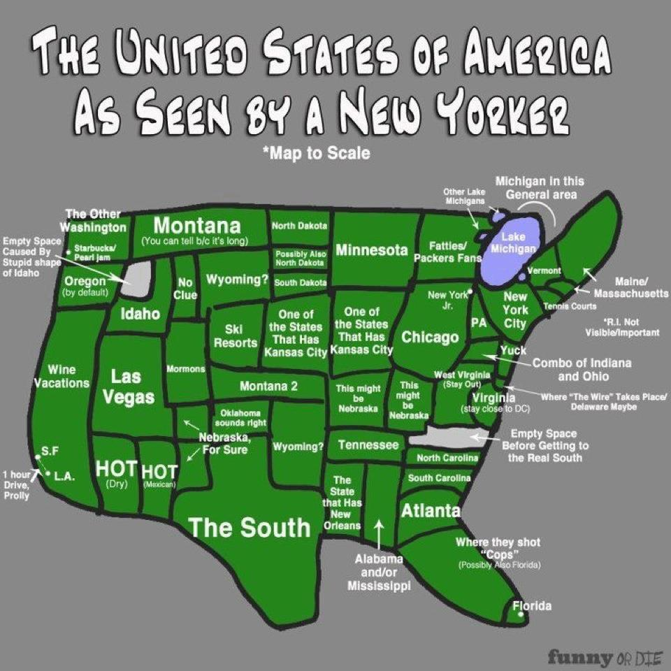 The United States of New York