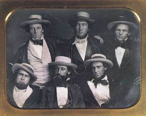 New York Knickerbockers Baseball Club, circa 1847