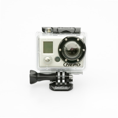 GoPro® Launches HD HERO2® Camera  With Wi-Fi Remote Control and Video Streaming 2x More Powerful, The HD HERO2 Democratizes Professional Image Capture and Broadcast with Support for Remote Control and Live Video Streaming from Virtually Anywhere to the Web Arguably the most versatile camera in the world thanks to its innovative mounting system, renowned durability and small form factor, the HD HERO2 surpasses its predecessor with several technology upgrades. The HD HERO2's new processor delivers twice the processing power, taking full advantage of a new high performance 11 megapixel sensor that delivers more than twice the image detail along with professional low light performance. A totally redesigned wide-angle lens was required to take full advantage of the HD HERO2's increased image-processing, resulting in a lens that's twice as sharp as the previous model. And with the arrival of GoPro's new Wi-Fi BacPac(TM) and Wi-Fi Remote products slated for release this winter, the HD HERO2 will enable video remote control via the Wi-Fi Remote, smartphones and devices, tablets and computers as well as enabling live GoPro video broadcast from anywhere there is Wi-Fi or a mobile hotspot. Based in Half Moon Bay, California, GoPro makes the world's most versatile cameras, enabling people to capture and share their lives' most exciting moments in professional quality HD video and photos. GoPro's HD HERO line of wearable and gear mountable cameras are used collectively by more consumers, professional athletes, and video production professionals than any other camera in the world.
