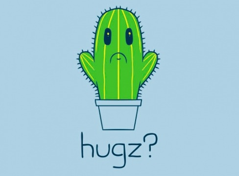"""If you embrace the part of your self that is ugly (hug the cactus) long enough you will become a person of some humility and your life will take on new meaning."" Mel Gibson to Robert Downy Jr."