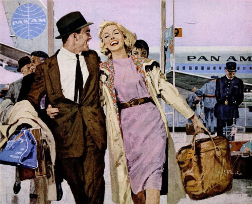 Pan American Airways, 1959