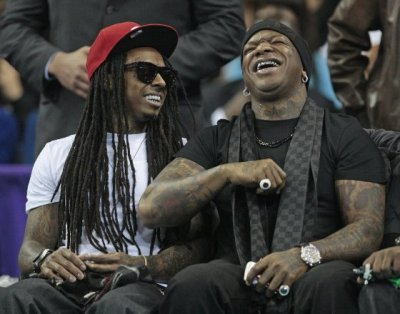 "Lil Wayne + Birdman // ""I Got Some Money On me"""