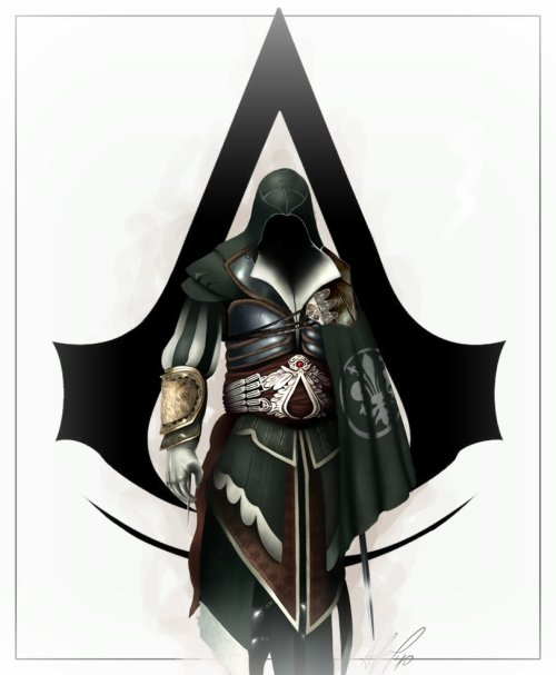 I am Ezio Auditore da Firenze. I am an assassin.