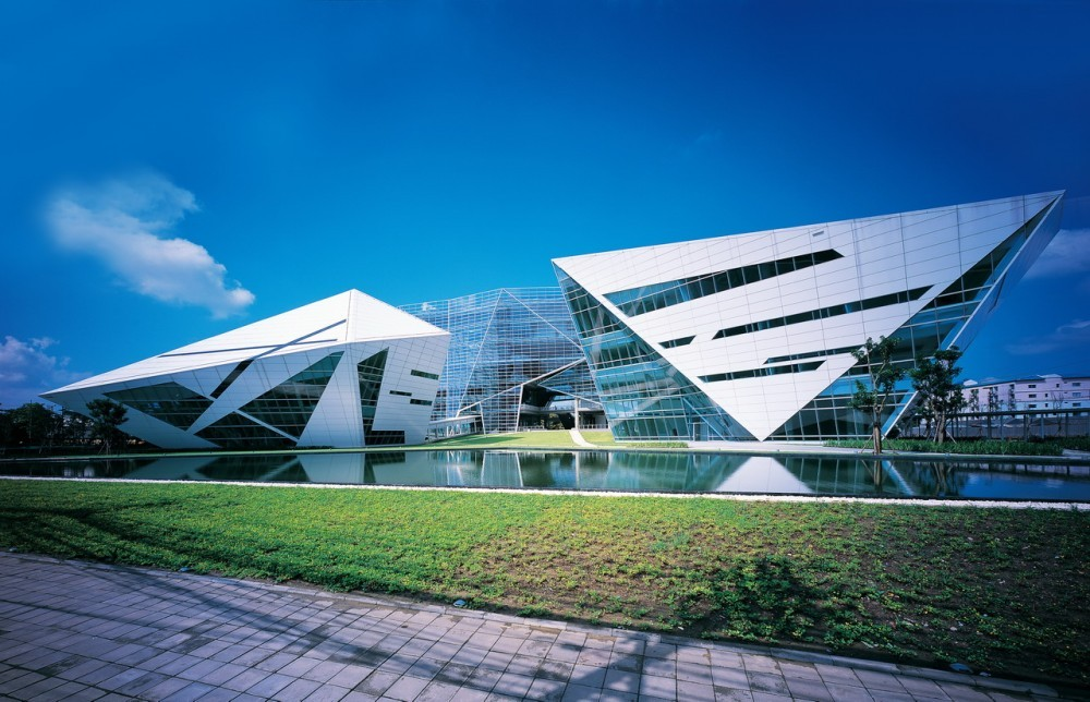BU Landmark Complex, Rangsit - Thailand (2010) by Architects 49