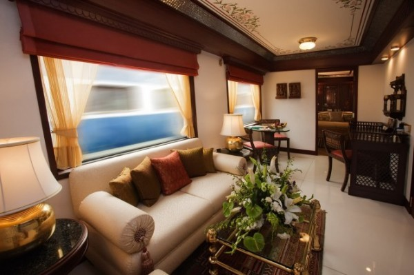 Maharaja's Express: One Of The Most Luxurious Trains In The World By Top Design Magazine - http://bit.ly/sIekYD