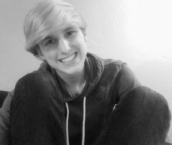 I always seem to like my black and white pictures better..