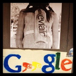 Google is watching #NYC  (Taken with instagram)