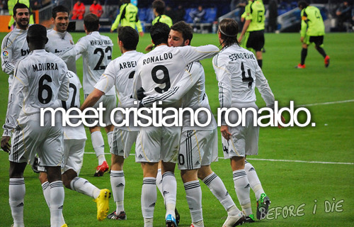 cristianorandalldoissuperfly:  And Iker. And Ramos. And Callejon. And Kaka. And Marcelo. And Pepe. And Coentrão. And Arbie. And Jesé. And Pipita. And Ozil. And everybody else