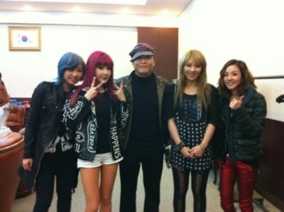 [TRANS] PSY Me2Day Update Featuring 2NE1  PSY : Dengan 2NE1 TAG : Anak - anak terbaik ke ke ke  Source : PSY2Day Korean - English : aNono @ YGLadies English - Bahasa : geneati @ 2NE1 Indonesia