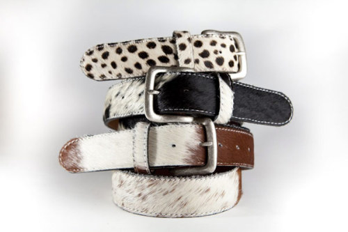 Warrior Belts by Clover