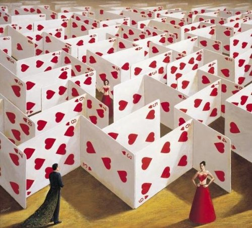 Rafal Olbinski - Illusive Specifity Of Random Compliments