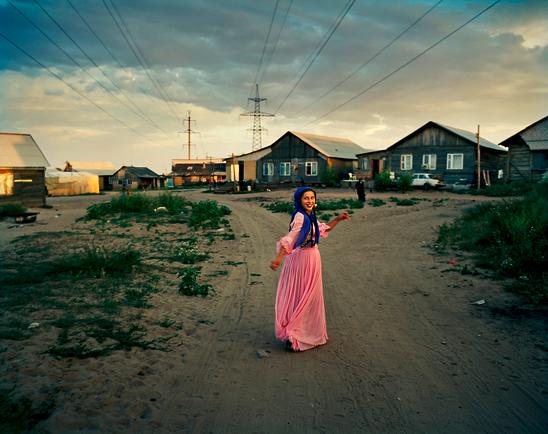 Le ragazzine sono tutte belle The Roma Journeys - Russia ph: Joakim Eskildsen