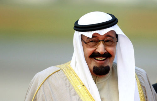 18. Meet King Abdullah Bin Abdulaziz Al-Saud of Saudi Arabia.