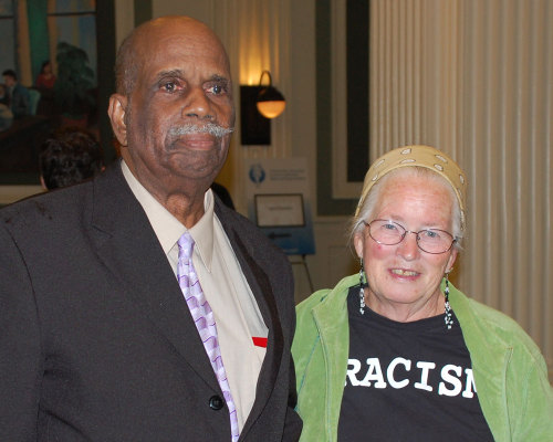 Veterans of the 1961 Freedom Rides: Theodore Gaffney and Joan Mulholland