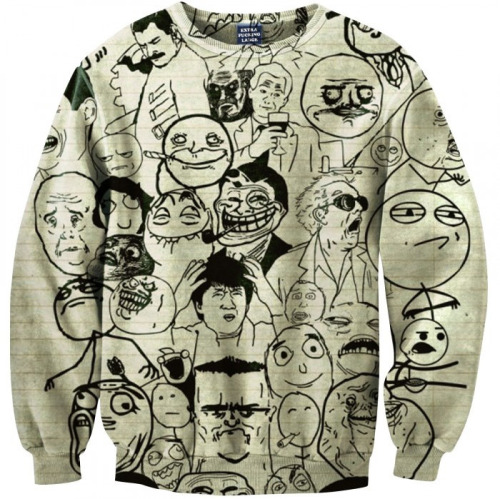 Meme sweater