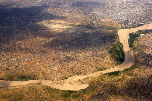 View over Nyala, South Darfur Via the United Nations on Flickr.