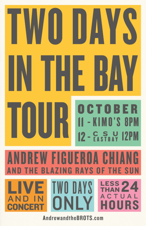 TWO DAYS IN THE BAY TOUR