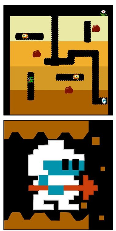collegehumor:  Dig Dug's Mining Adventure (Click to keep reading)