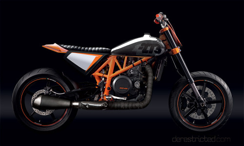 Another derestricted KTM concept.  He does some nice renderings.  I need to attempt some renderings when I get some time.