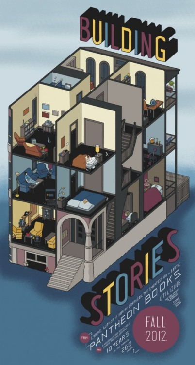 Building Stories - Chris Ware - 2012 Source: Entrecomics