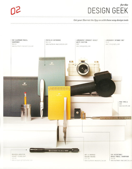 We were featured in the Nov/Dec issue of Design Bureau Magazine.