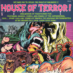 House of Terror (Parade Records)