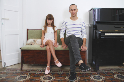 Assaf + Mila Amdurski. TimeOut TelAviv . 463# issue