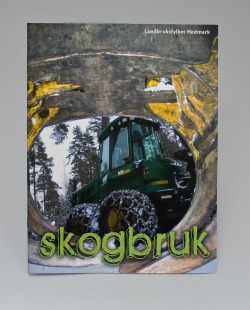 Jordbruk og skogbruk Client: County Governor in HedmarkProduct: Brochures Where and when: Idé Trykk, 2009Photos/illustrations: www.samfoto.no, County Governor in Hedmark Educational brochures about agriculture and forestery in Hedmark county. The brochures intend to insprie young people to choose education in agriculture and forestery. The brochures are avilable in both Norwegian and English.