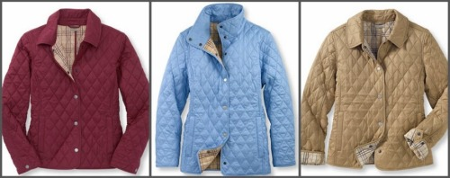 (via Lovely At Your Side: Outerwear Essentials: The Quilted Jacket)