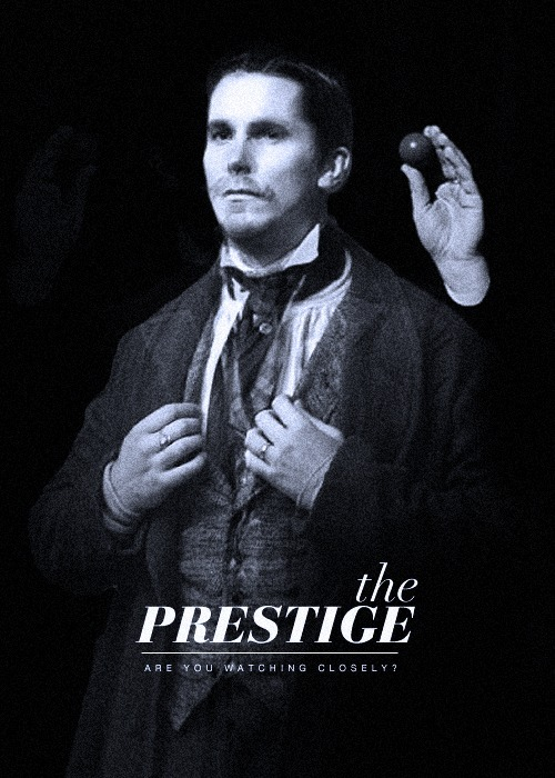The Prestige Made and submitted by Mahdi Chowdhury