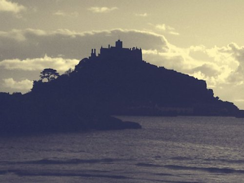 This always amazes me! St Michael's Mount, United kingdom.  Sleep soundly Nana xxxxx <3