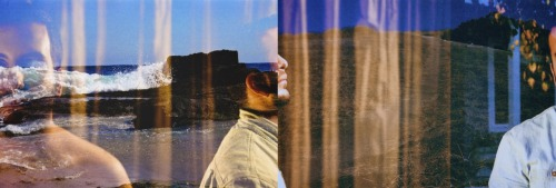 Two Double Exposures That Looked Better Together Model- Lucas Vocos
