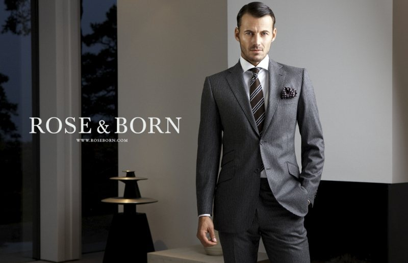 Rose & Born Fall 2011 Campaign.