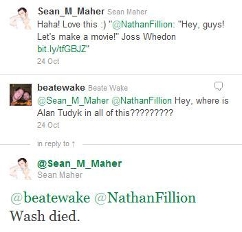 amberguessa:thewannabechef:   THANKS FOR RUBBING IT IN, SEAN MAHER  I'm laughing so hard right now.