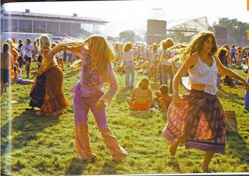 speedwayboogie:  Deadheads in Maine, 1980
