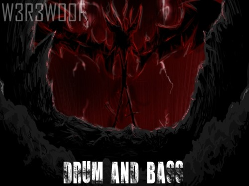 Made this some time back. I like DnB. <3