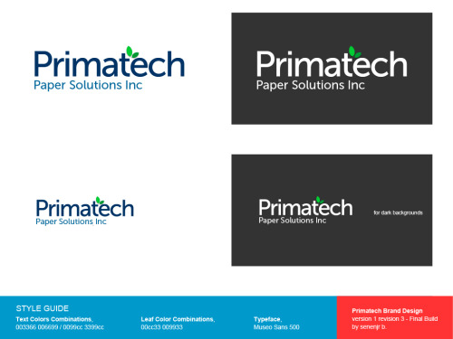Primatech Paper Solutions Inc | Brand and Website Refresh | Coming Soon