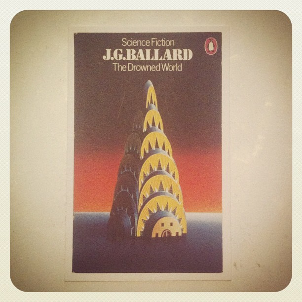 #penguinbooks #ballard #sciencefiction #drownedworld #1962 #postcard #bookoftheday #igdaily #instagramers #instamood #instagood #igers #iphoneonly #iphone4 #instadaily #instagramhub #igersturkey #igersistanbul #ig #instago #webstagram #theinstagrampic  (Taken with instagram)