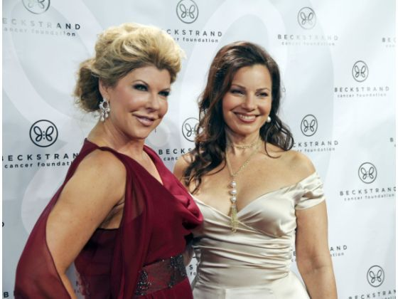 Fran Drescher at the Diamond Pearls Ball 2011