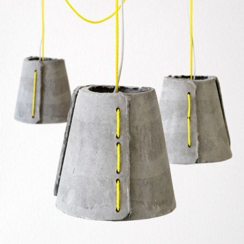 Cement Lights by Rainer Mutsch