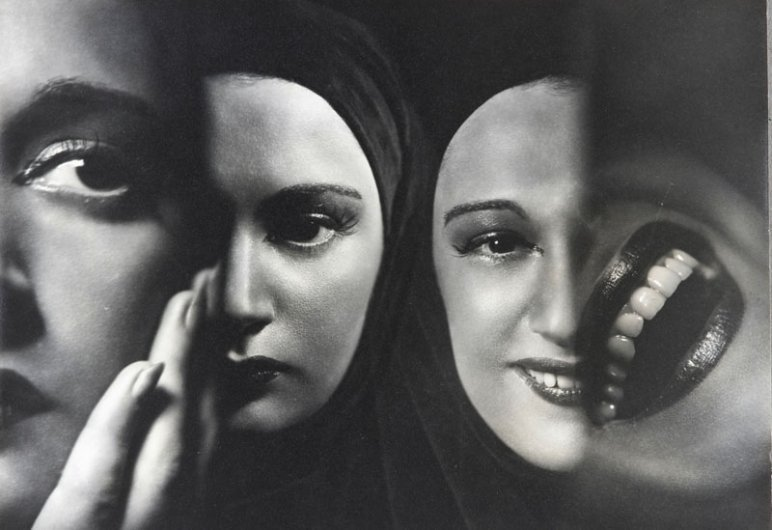 billyjane:   Annemarie Heinrich , Caprices, Anita Grimm, 1936  from  Light of Modernity in Buenos Aires (1929-1954) at Nailya Alexander Gallery [18 Oct. 2011-11 Jan. 2012] thanks to chagalov